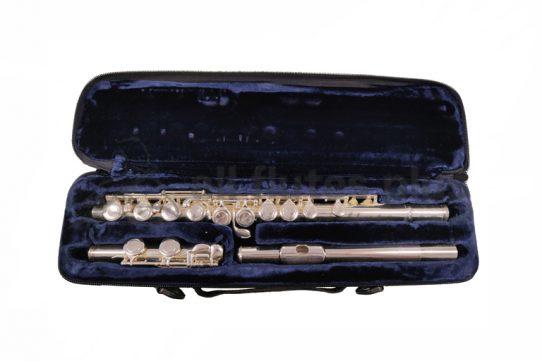 Trevor James 10XE Secondhand Flute-c8973