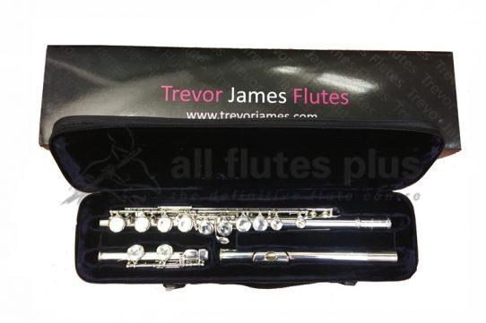 Trevor James 10XE Secondhand Flute-c8975