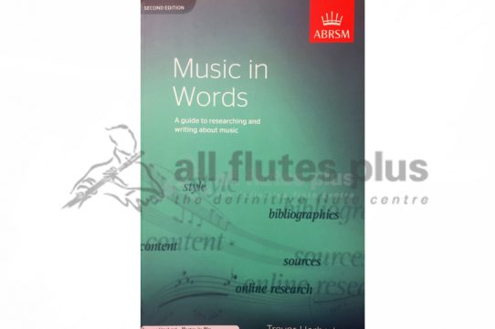 ABRSM Music in Words Second Edition-Trevor Herbert