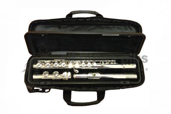 Yamaha YFL211 Secondhand Flute-c8974