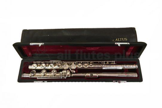 Altus SFL1009 Flute D'Amore in A Secondhand Flute-c8751