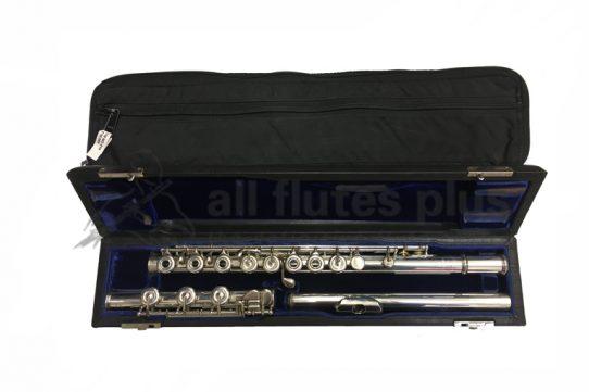 Arista Handmade Silver Secondhand Flute-C8982