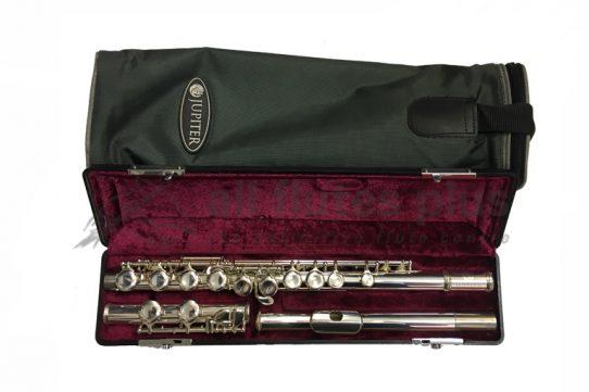 Jupiter 511E Secondhand Flute-c8773