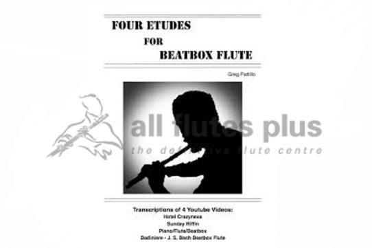 Pattillo Four Etudes for Beatbox Flute