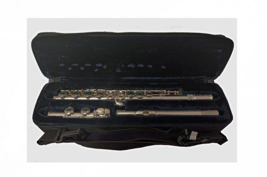 Trevor James 10XE Secondhand Flute-c8765