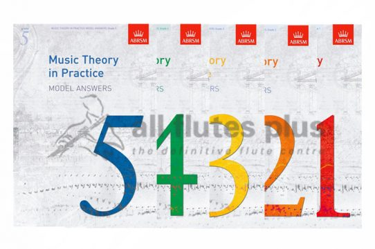 ABRSM Music Theory in Practice Model Answers