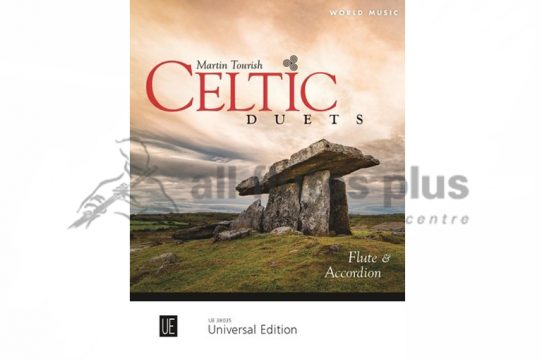 Celtic Duets-Flute and Accordion-Malcolm Tourish-Universal Edition