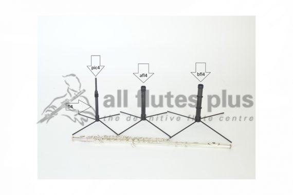 Light Weight Flute Stands-Woodwind Design
