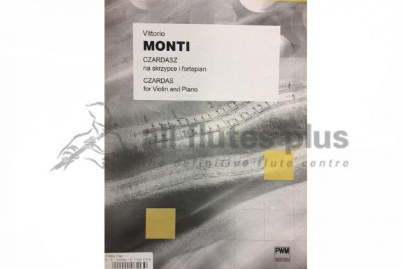 Monti Czardas-Violin and Piano-PWM Edition