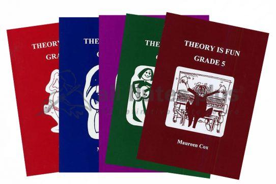 Theory is Fun-Maureen Cox-Subject Publishing