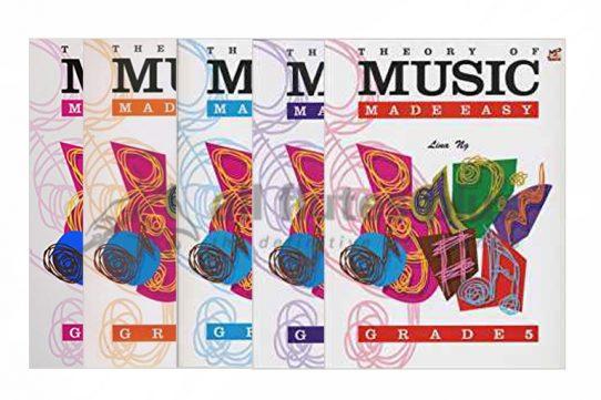 Theory of Music Made Easy Series-Lina Ng-Rhythm MP