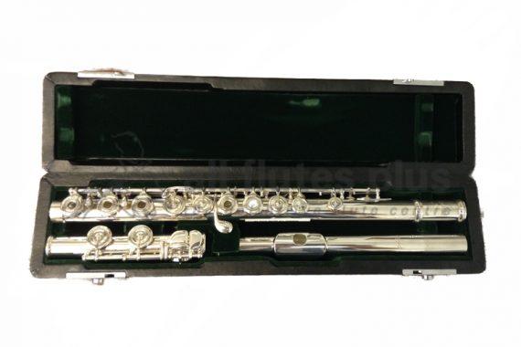 Altus 807R Secondhand Flute with Inline G-c8999
