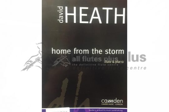 Heath Home from the Storm-Flute and Piano-Camden Music