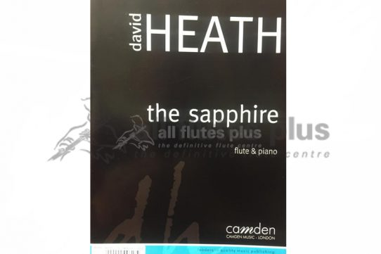 Heath The Sapphire-Flute and Piano-Camden Music