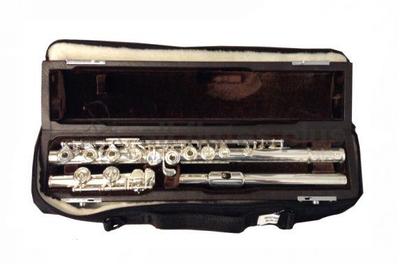 Miyazawa MJ101-SRE Secondhand Flute-c8763