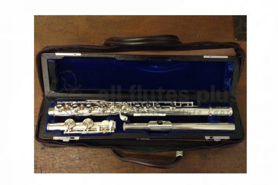 Muramatsu EXCCE Secondhand Flute-c8758