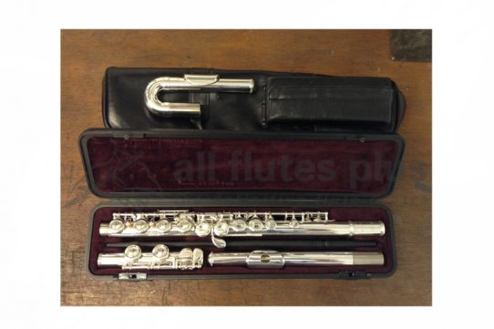 Yamaha YFL211 Secondhand Flute-c8764