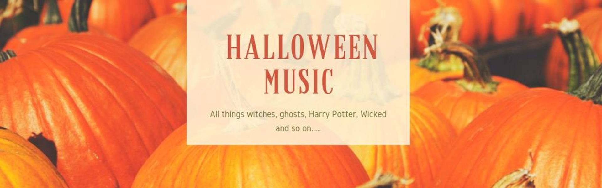 AFP Halloween Music Banner