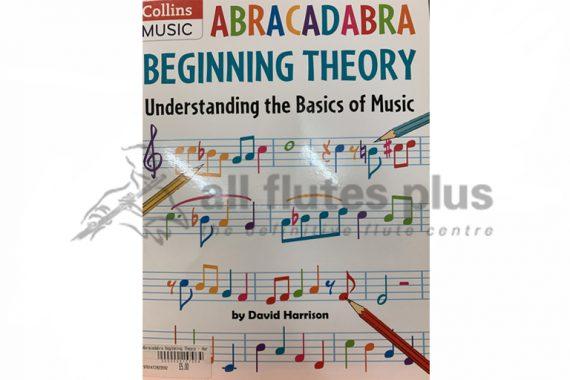 Abracadabra Beginning Theory by David Harrison-Collins Music