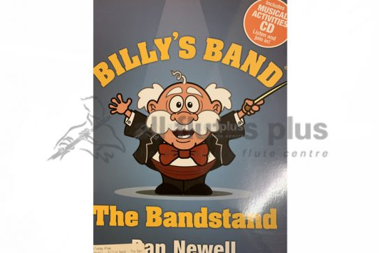 Billy's Band The Bandstand-Dan Newell