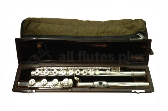 Brannen-Cooper Secondhand Flute with Drelinger Headjoint-c8798