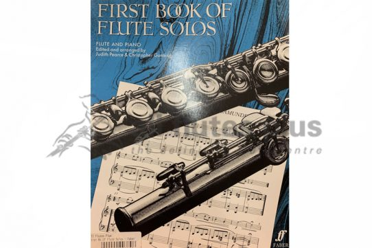 First Book of Flute Solos-Flute and Piano-Faber Music