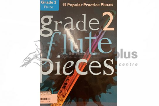 Grade 2 Flute Pieces-Flute and Online Audio Access-Chester Music