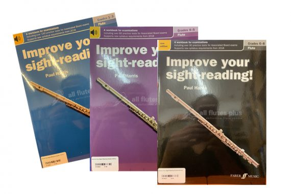 Improve Your Sightreading for Flute-Paul Harris-Faber Music