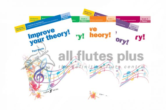 Improve Your Theory-Paul Harris-Faber Music