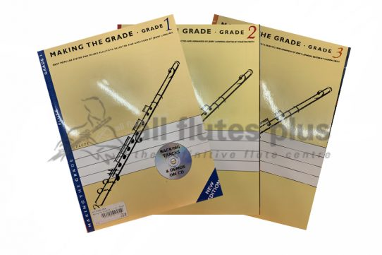 Making the grade Flute-Flute and Piano with CD-Chester Music