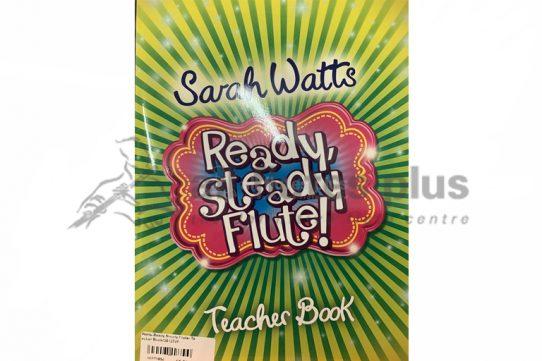 Ready Steady Flute-Sarah Watts-Kevin Mayhew