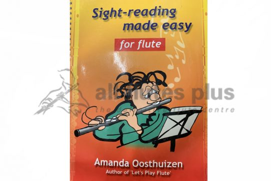 Sight Reading made easy for flute-Amanda Oosthuizen