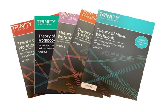 Theory of Music Workbook-Includes Sample Exam Paper-Trinity College London