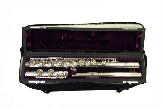 Trevor James Cantabile Secondhand Flute-c8230