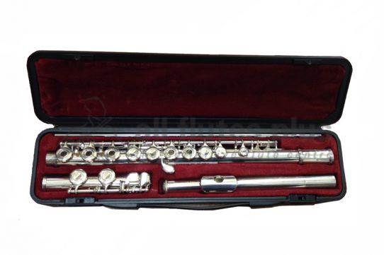 Yamaha YFL281 Secondhand Flute-c8781