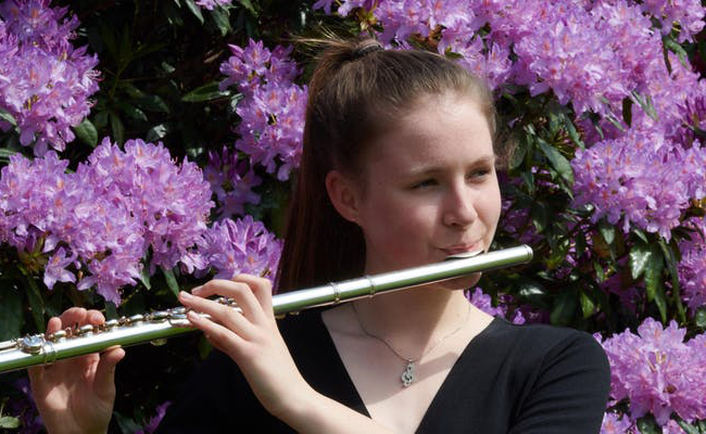 Daisy Noton and the London Mozart Players-Mozart Flute Concerto in G-30th November 2019