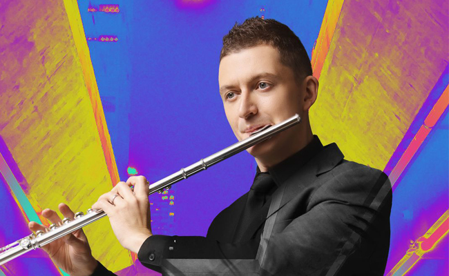 Denis Bouriakov Flute Masterclass-Royal Academy of Music-19th November 2019