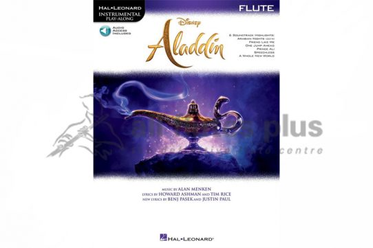 Disney Aladdin sheet music for flute