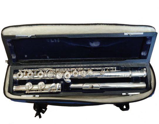 Mateki 02 Secondhand Flute-c8816