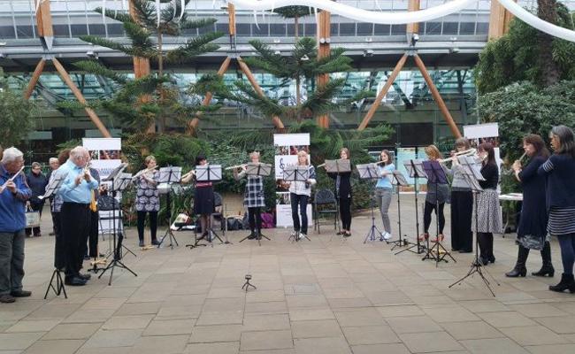 Sheffield Flute Choir Winter Concert-23rd November 2019