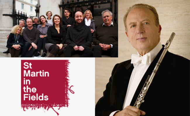 William Bennett Bach Brandenburg Concerto 1-6 London Concert-28th December 2019