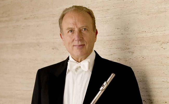 William Bennett Flute Masterclass-Royal Academy of Music-27th November 2019