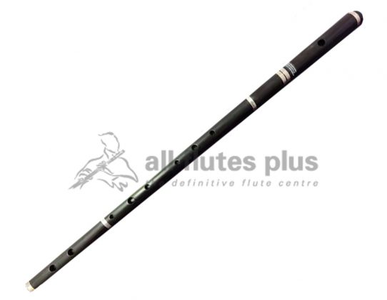 D J Allan Tradition Blackwood Flute in D with C Natural Thumb Hole-c8850