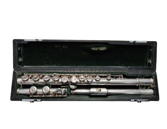Mateki Mo-061E Second Hand Flute - C8223