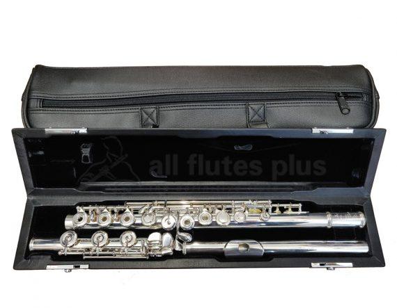 Sankyo 401 Full Kingma Quartertone System Flute