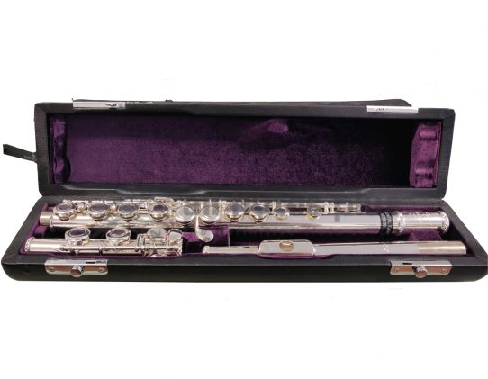Ex Rental Trevor James 5XE Flute