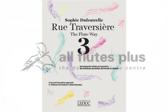 The Flute Way 3-Sophie Dufeutrelle-Leduc