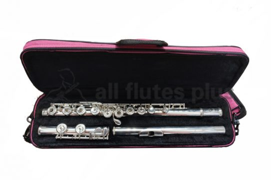 Altus 807RE Secondhand Flute-c8747