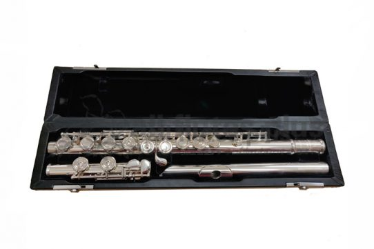 Miyazawa PB202E Secondhand Flute-c8731