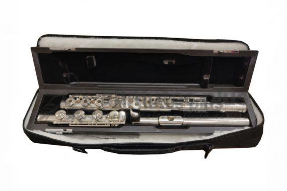 Miyazawa PB402 Secondhand Flute-c8240